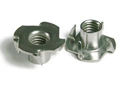T-Nut (Four Prong Tee-Nut) DIN 1624