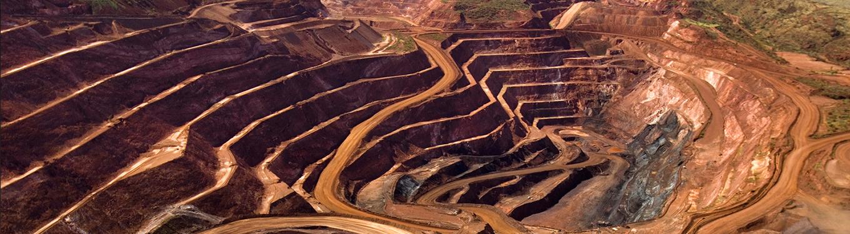 Ores, Minerals and Coal