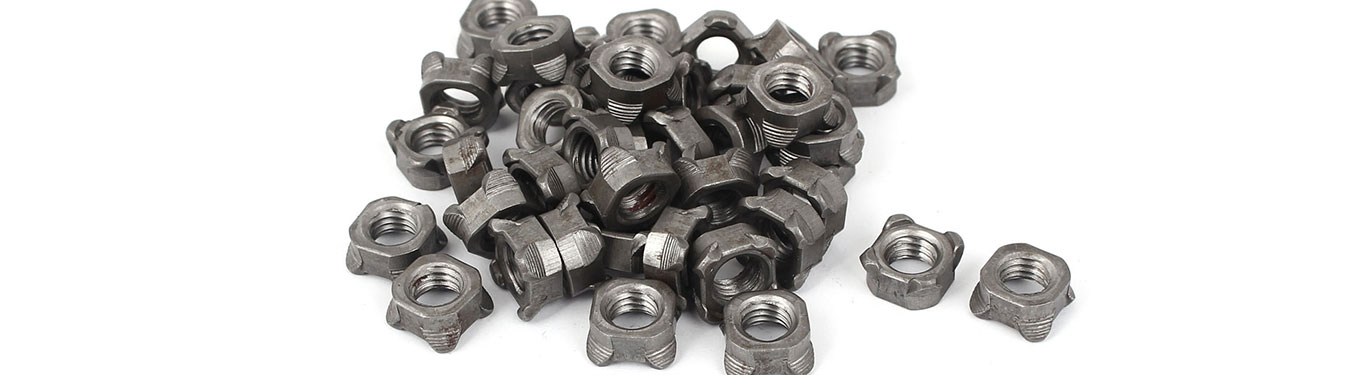 Square Weld Nut (JISB-1196 / DIN 927) - Fasteners - Fastener Manufacturer  in India