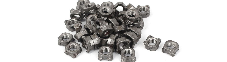 Square Weld Nut (JISB-1196 / DIN 927)